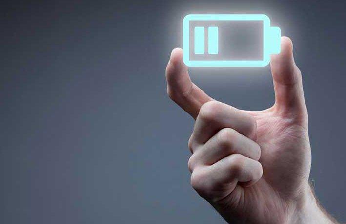 Self-Charging Batteries